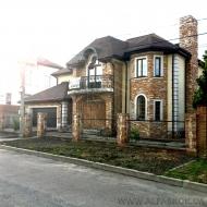 котедж, дом, дачу, Петропавловская Борщаговка, Ябл (Код H240)
